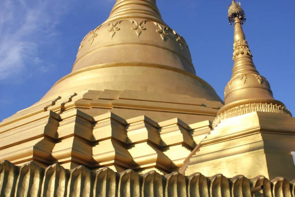Tajska_stupa_kushinagar