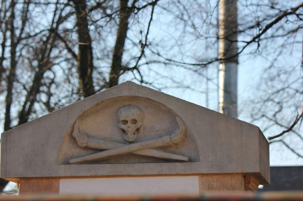 W Piasecznie jest też drugi cmentarz.
