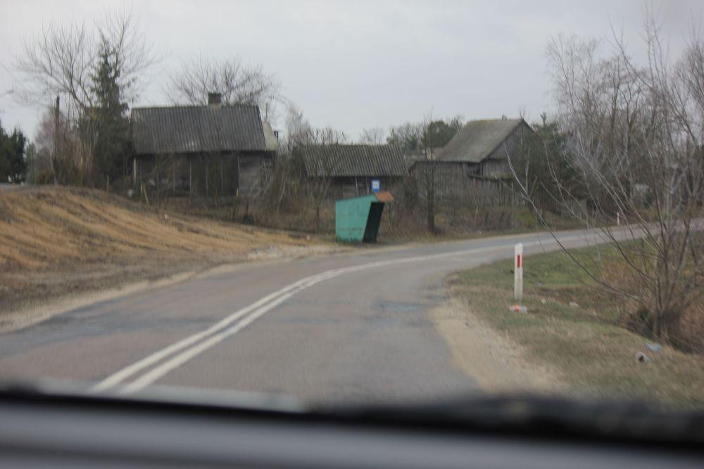 budka_przystanek_zielony_Szczęki_prl_polska_mała_architektura_chałupy