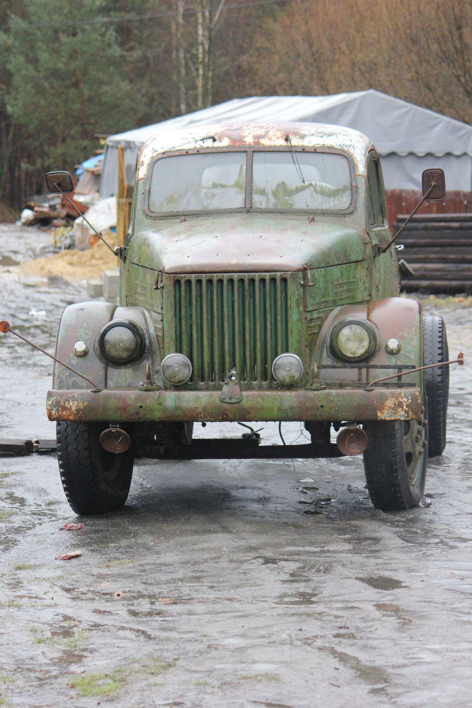 star_ciężarówka_Stara_vintage_samochód_prl_farma_iluzja_zielony_auto_car_old_polish_polski