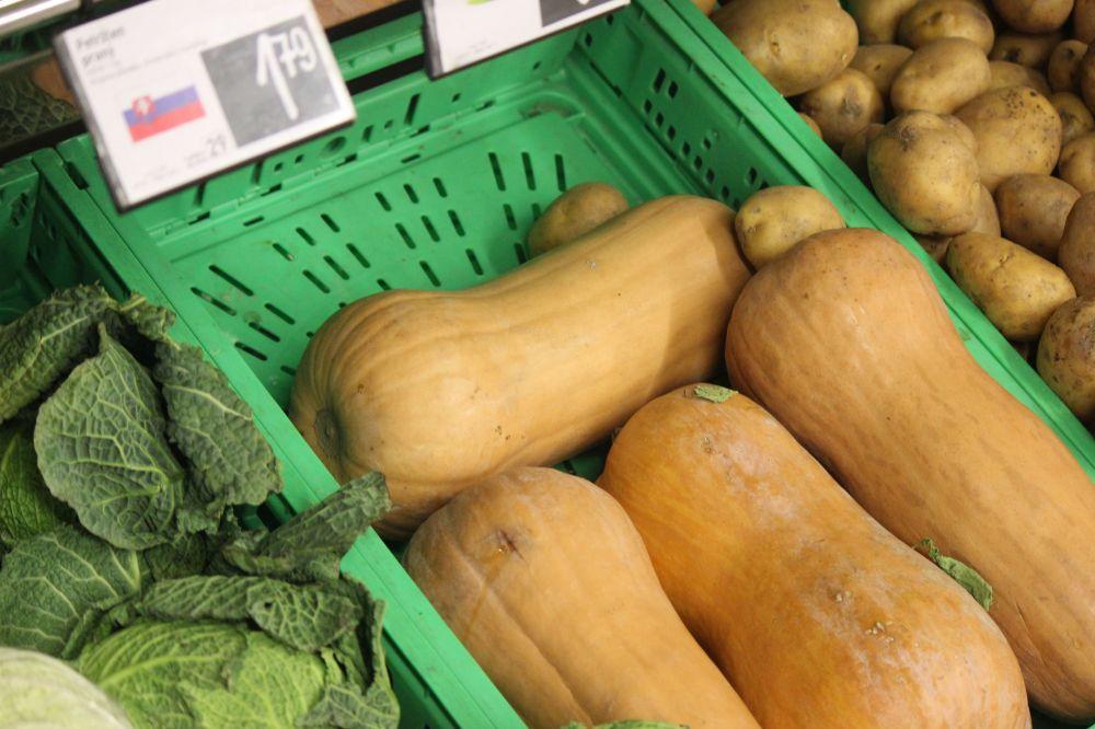słowacja_sklep_dynia_bakłażan_cukinia_supermarket_Ceny_euro