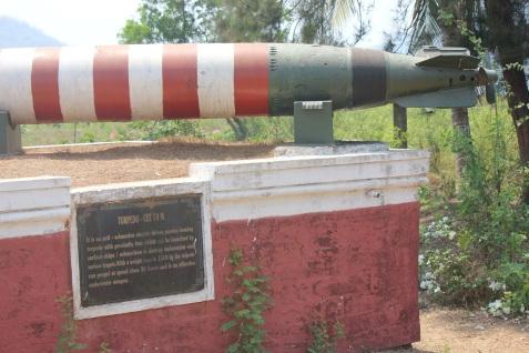 torpeda_torpedo_cet_53_N_karnataka_warship_museum_muzeum_wojenne_karwar_karnataka_pocisk