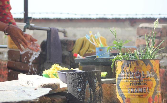 Doniczka z recyclingu czyli miejskie ogrodnictwo