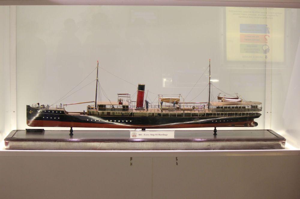 model_statek_muzeum_kolei_delhi