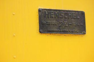 henschel_pociąg_niemiecki_żółty