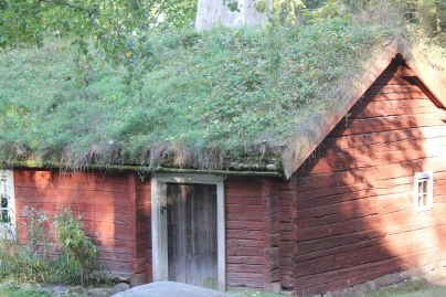 domek_hobbicki_szwedzki_dom_z_trawą_na_Dachu_ogród_na_dachu