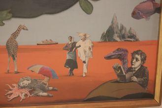 muzeum_w_Västerås_surrealizm_kolaż_collage