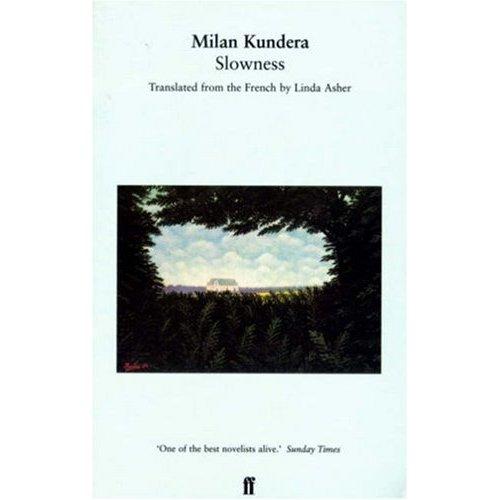 Powolność książka Milana Kundery