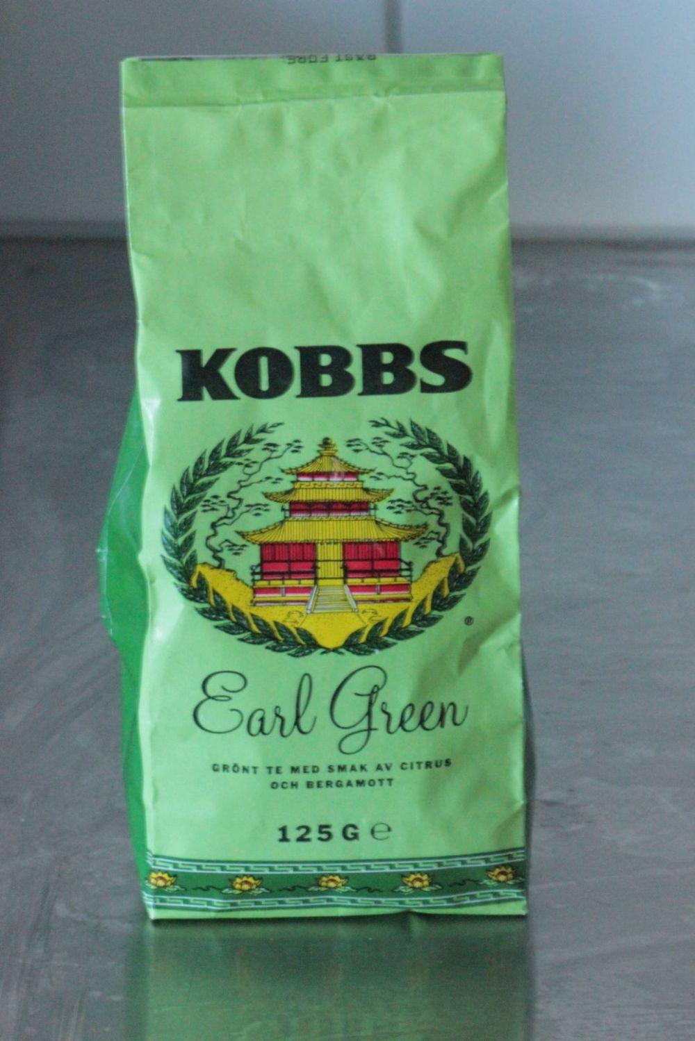 earl gray herbata zielona kobbs szwedzka ekologiczna