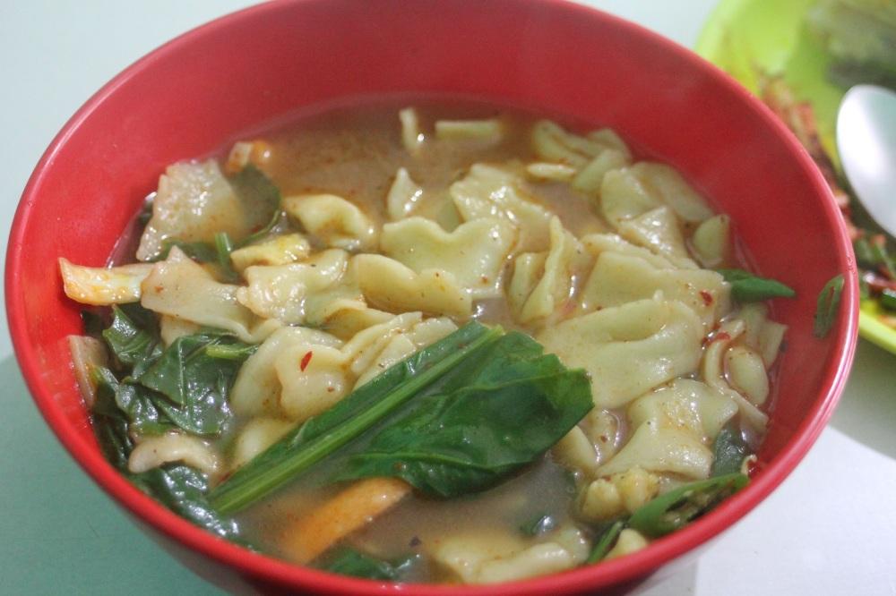 zupa thentuk thukpa tybetańska kuchnia