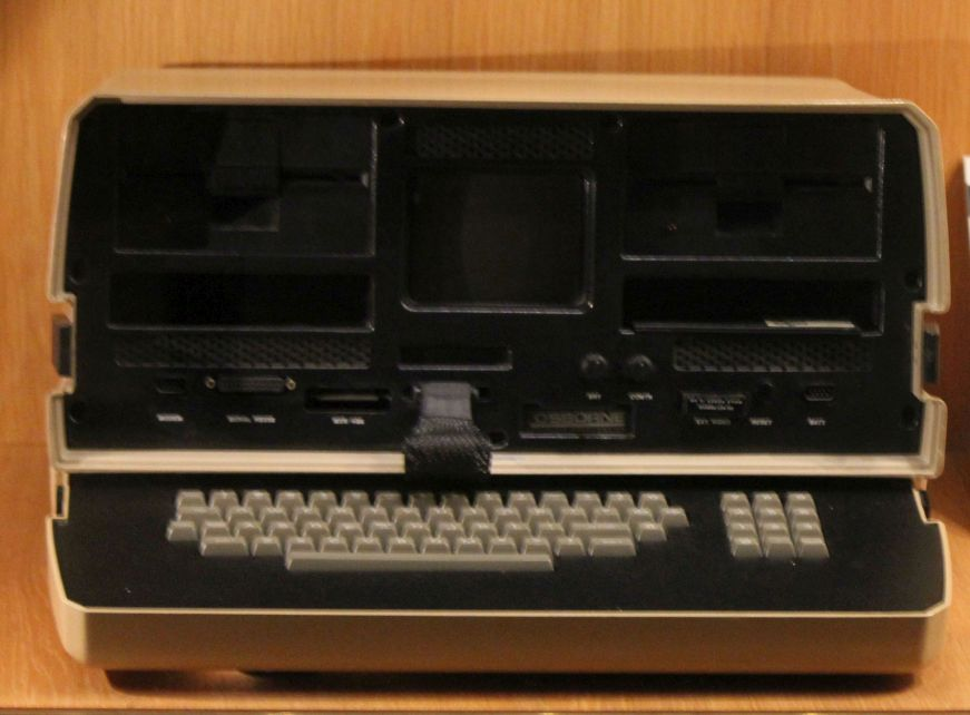 Osborne I komputer computer pierwszy komputer z 1981 roku