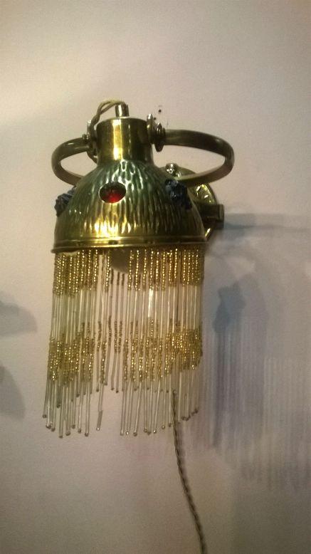 zabytkowa lampa art deco szwedzki dizajn skandynawskie lampy