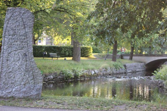 szwecja pomniki kamienie wikingów