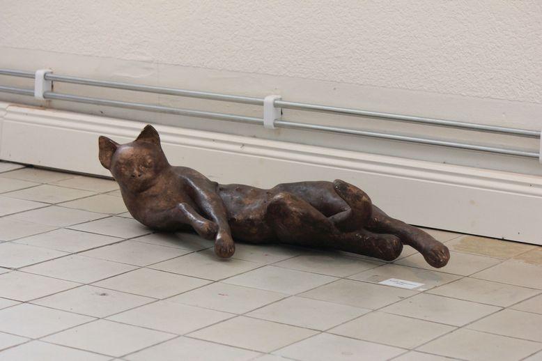 ivan agueli museum sala pomnik kota rzxeż