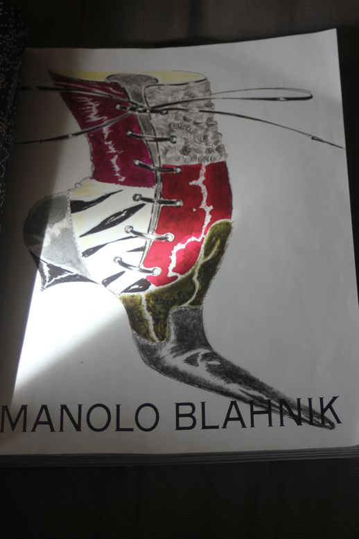 manolo blahnik ugly shoe