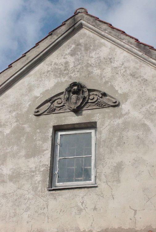 pantenon domek stary