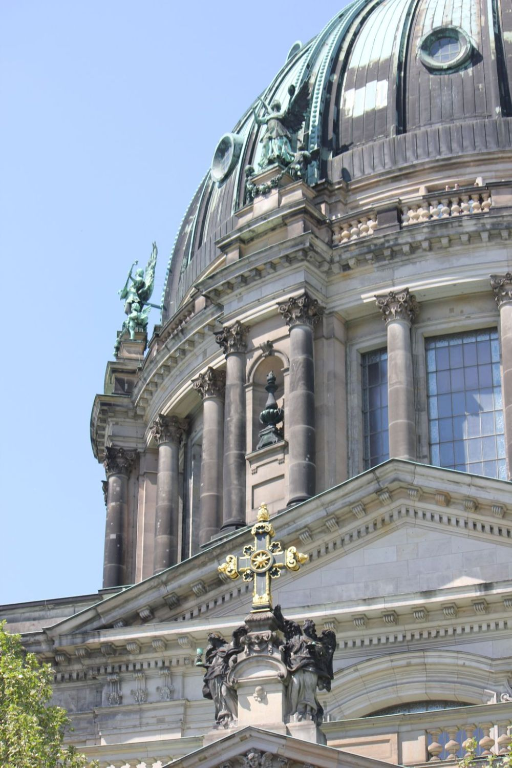 berlin dom katedra kopuła kościół