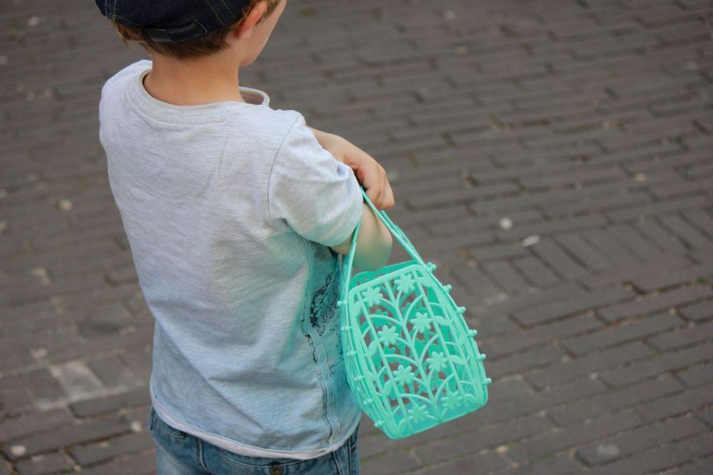 gender chłopiec amsterdam torebka z plastiku dla dzieci retro