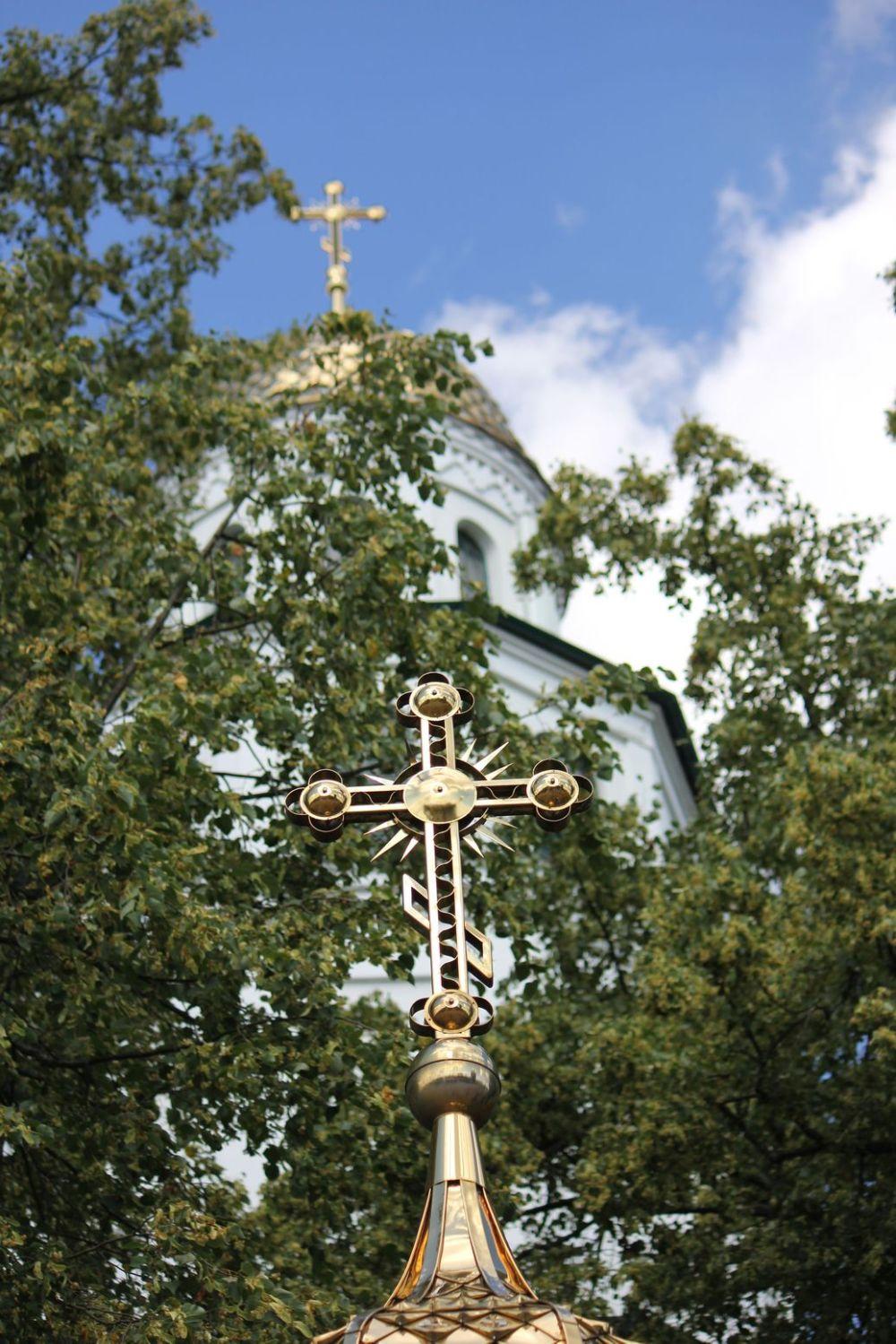 cerkiew gródek podlasie kopuły złote