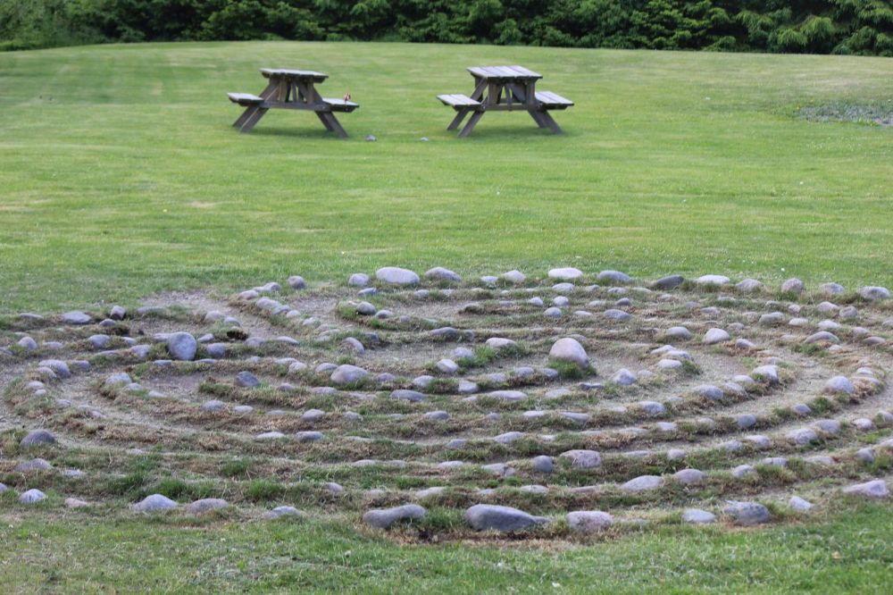 labirynt starożytny szwecja