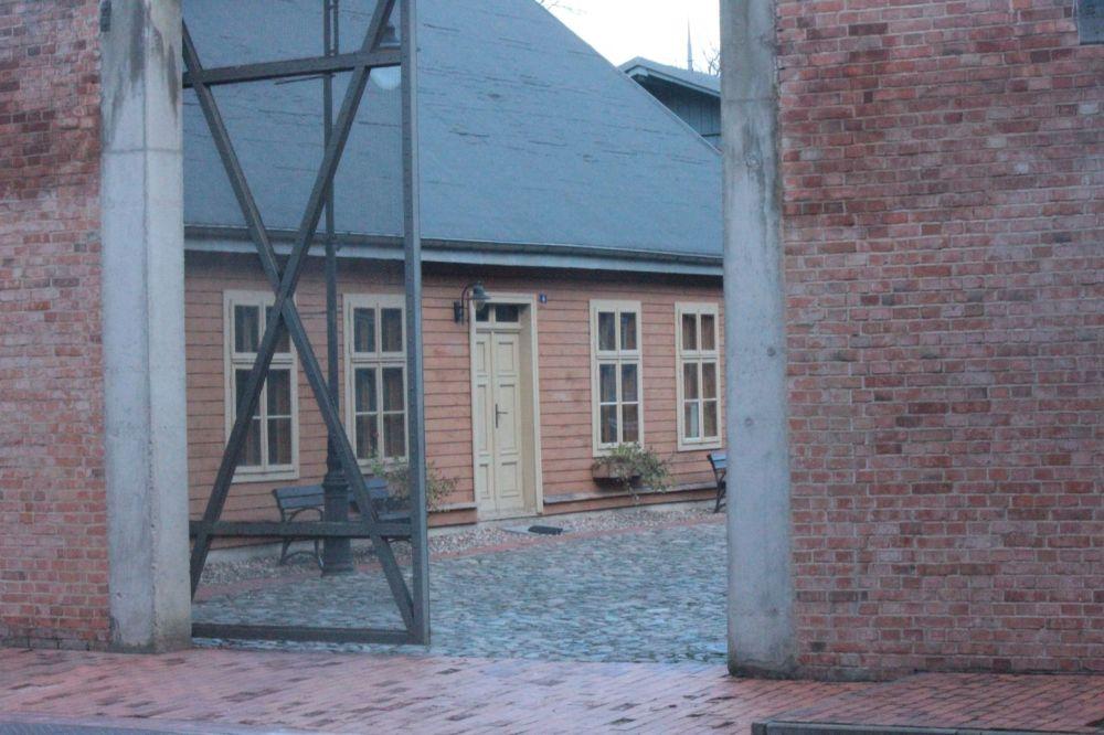 skansen muzeum włókiennictwa łódź domy szwedzkie